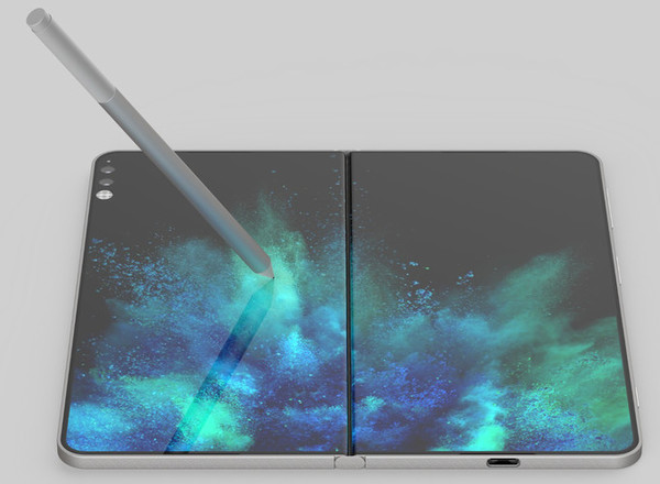 新证据出现 微软正在开发Surface Phone?