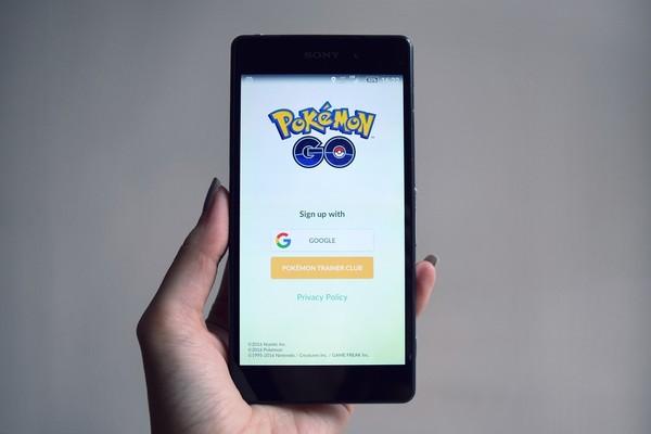 任天堂推出的《Pokemon Go》火爆全球