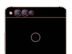 后置三摄像头!努比亚Z18概念图曝光