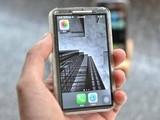 iPhone 5爆改成全面屏 这名网友要逆天了