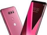 LG V30新增树莓玫瑰红 配色养眼爆美了