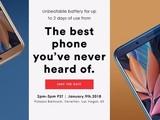 华为发CES邀请函 你未曾听过的最好手机