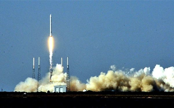 SpaceX运载火箭