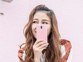 送她的粉色新年礼 这几款手机满满少女风