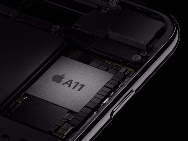 苹果A11仿生芯片
