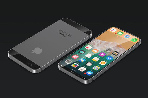 iPhone SE二代渲染图(图片来自网络)