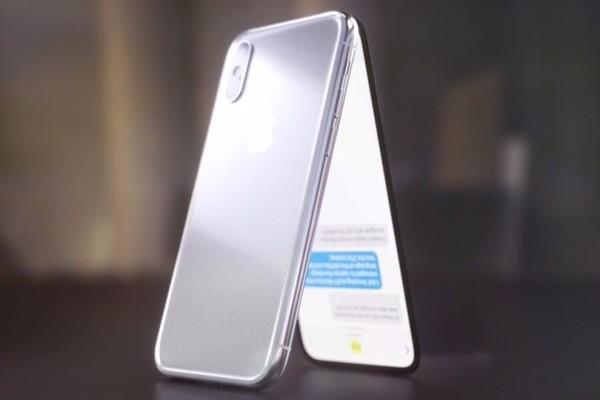 翻盖版iPhone X概念设计(图源网,下同)