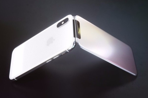 翻盖版iPhone X概念设计