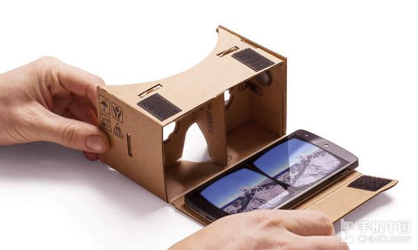 谷歌纸盒VR