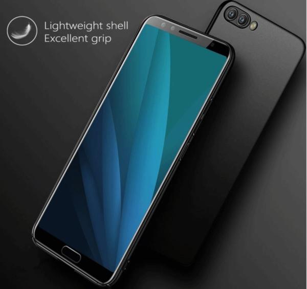 疑似HTC U12渲染图(图源网,下同)