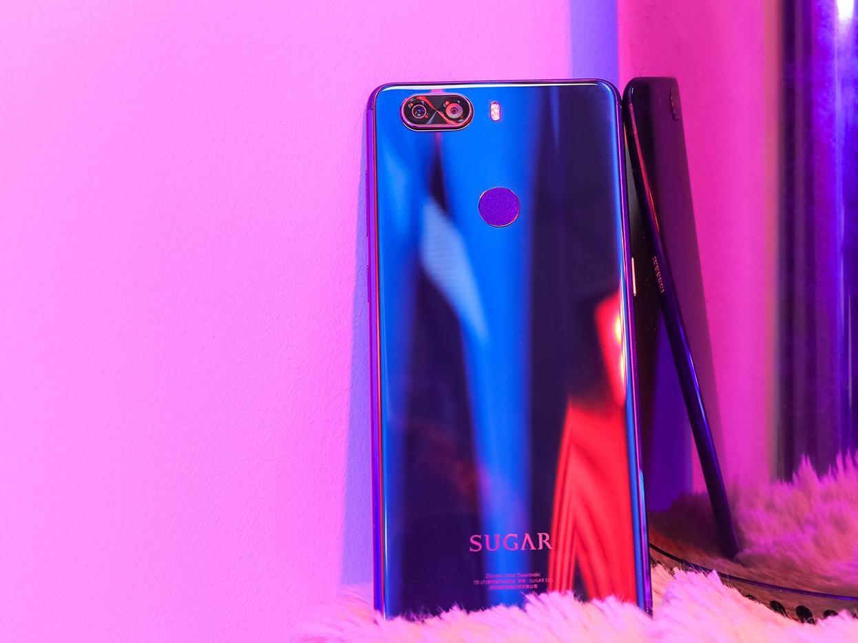 糖果S11评测 全面屏手机的颜值新高度