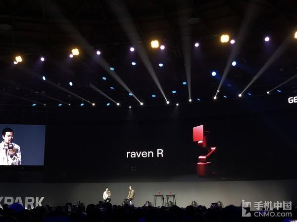 图为raven R