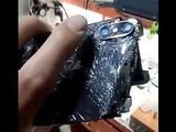 """""""X""""坚强!iPhone X摔成碎片换屏正常运行"""