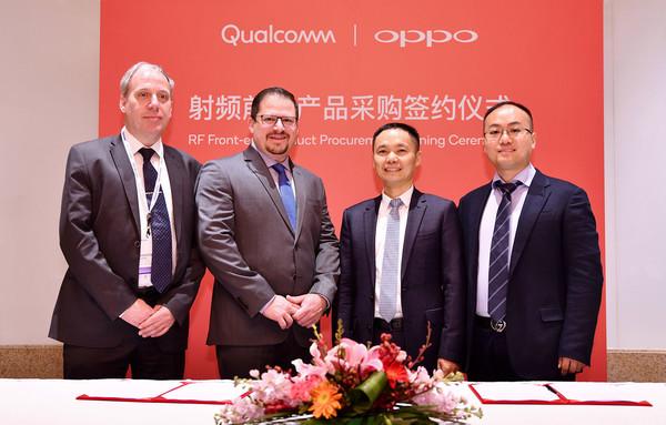 OPPO将率先发5G手机 杀入更多海外市场