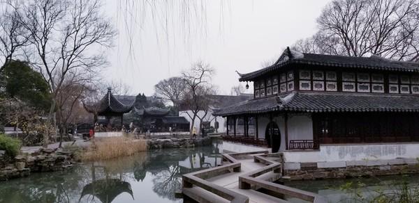 苏州·拙政园