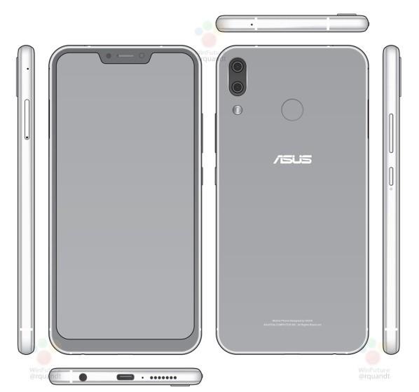 华硕ZenFone 5曝光