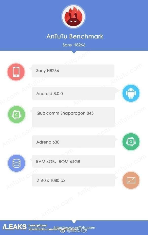 首款骁龙845手机亮相!索尼大法厉害了