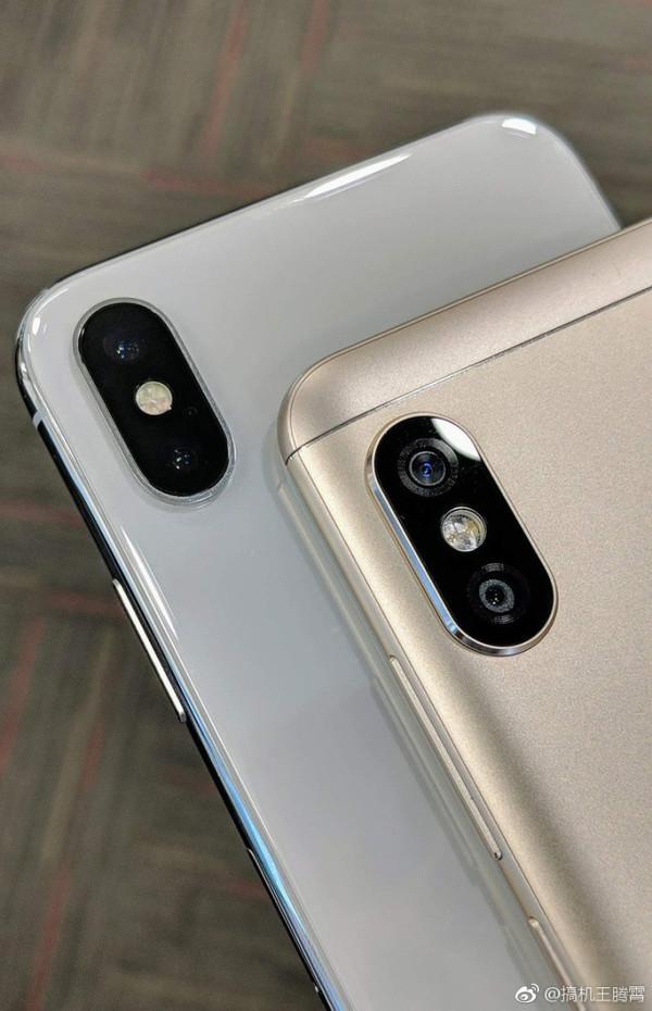 红米Note 5 Pro真机曝光