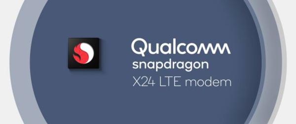 高达2 Gbps!高通骁龙X24 LTE基带发布