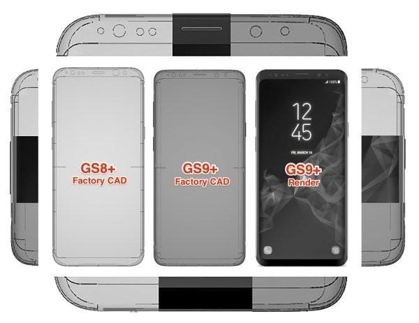 还看什么发布会?三星S9/S9+信息全汇总
