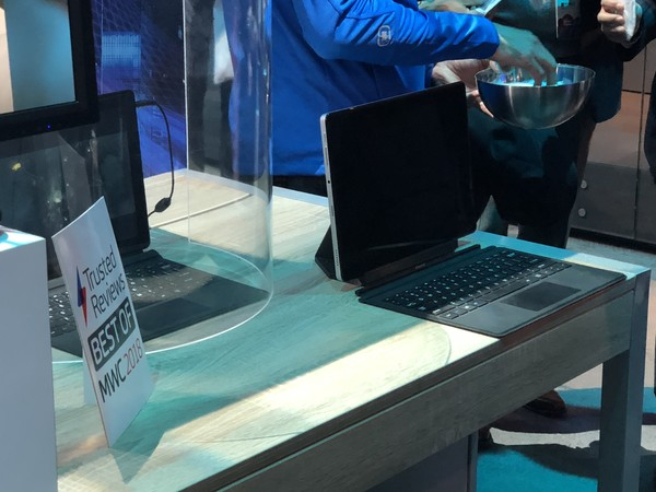 5G全互联的PC原型设计