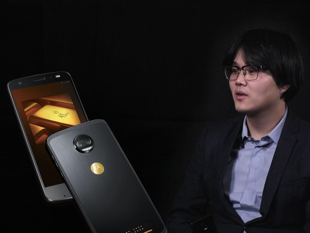 是技术也是艺术 手机中国总编眼中moto z 20