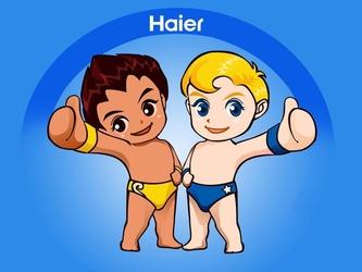 海爾集團出資 新版《海爾兄弟》將開播