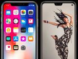 华为P20 Pro对比iPhone X 哪个更美呢?