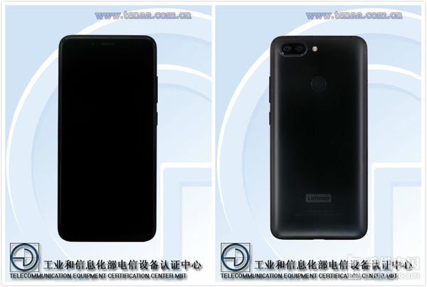 Lenovo S5工信部入网照