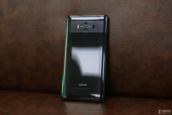 搭载麒麟970的华为Mate 10 Pro