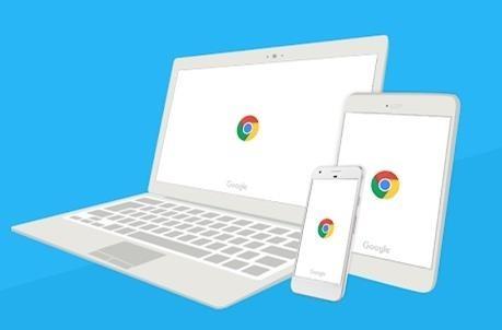 谷歌Chrome 65稳定版渲染图(图片来自网络)