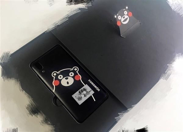 魅蓝E3熊本熊定制版