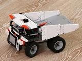 米兔积木矿山卡车发布 不用电照样可以跑