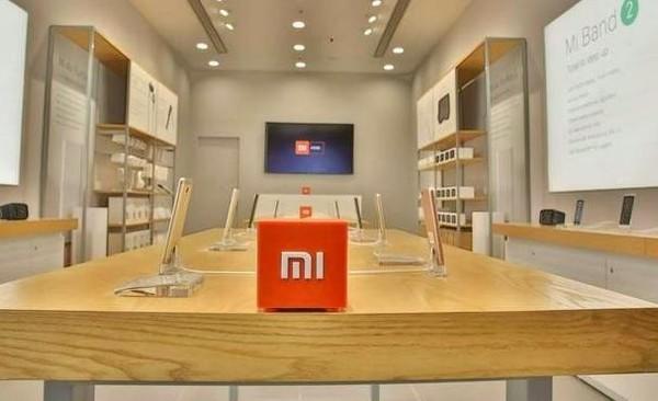 小米印度专卖店(图片来自网络)