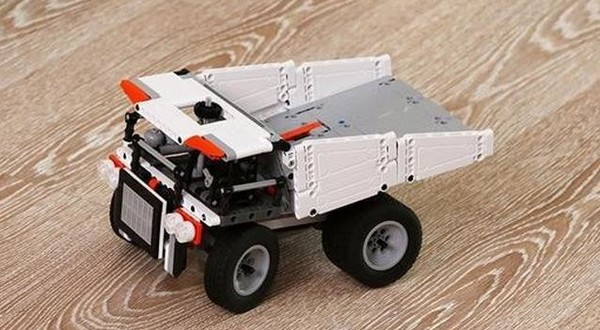 米兔积木矿山卡车(图片来自网络)