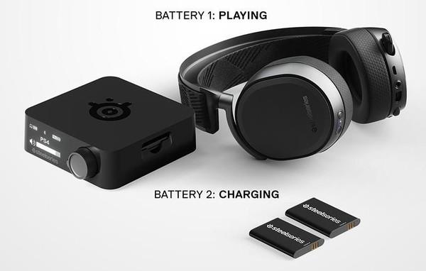 游戏音频进步 赛睿发Arctis Pro系列耳机