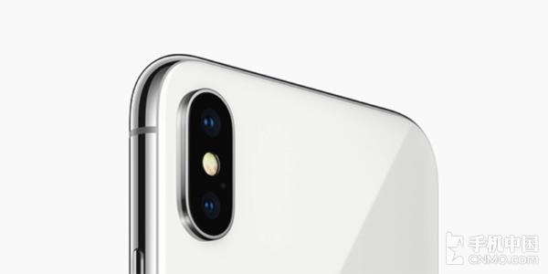 iPhone X后置双摄