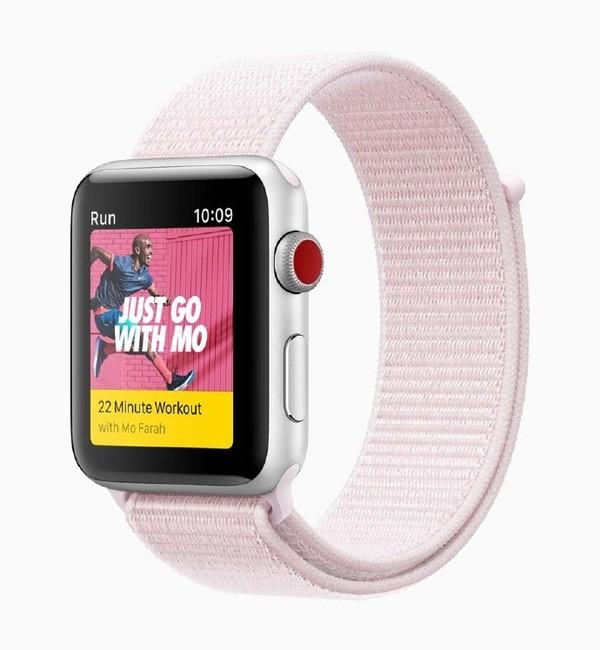 Apple Watch新款表带