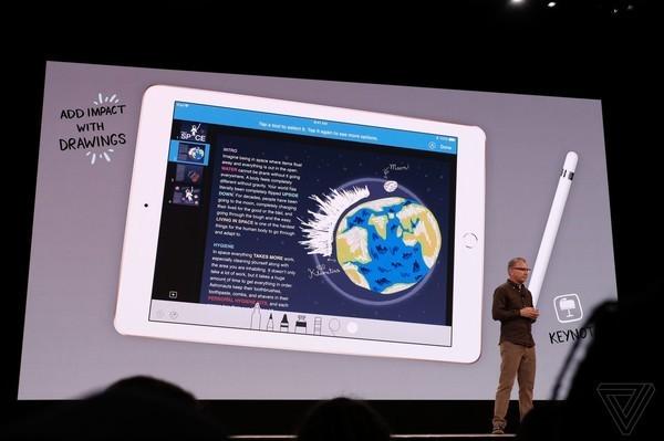 新iPad正式发布