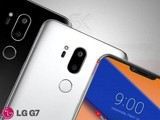 总算跟上潮流?LG G7也将采用刘海屏
