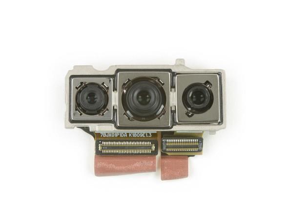 华为P20 Pro三摄模组