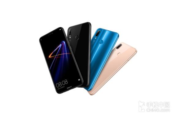 (图:nova 3e手机)