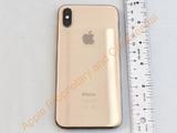 金色iPhone X真机图曝光 边框也是土豪金