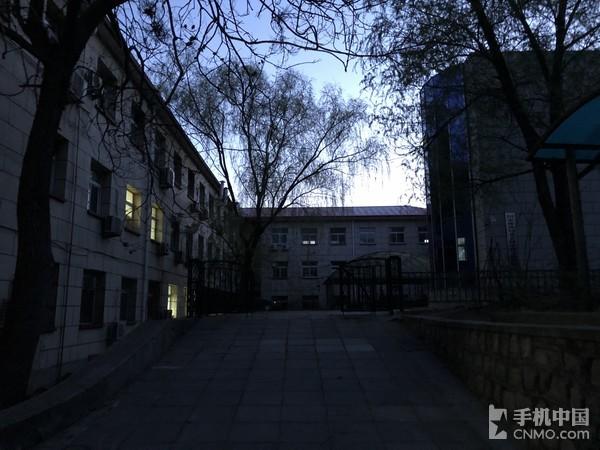 iPhone X夜景