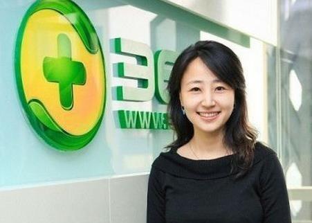 三六零公司CFO姚钰(图片来自网络)