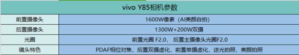vivo Y85拍照实测:千元机也能拍大片