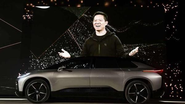 FF电动汽车