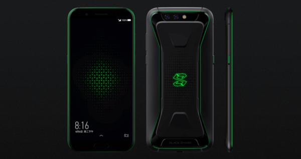 骁龙845助力 黑鲨游戏手机玩游戏更畅爽