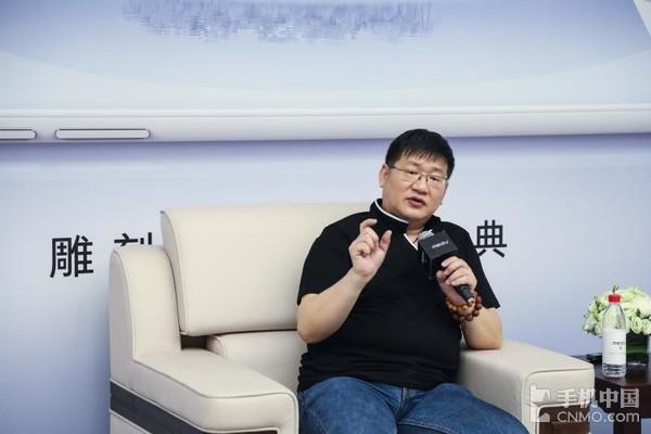 魅族副总裁 杨柘