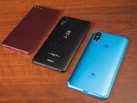 小米6X/魅蓝E3/坚果3对比 千元机哪家强
